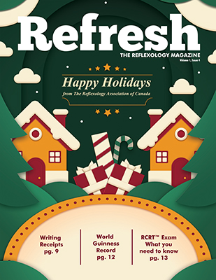 reflexology magazine refresh 4